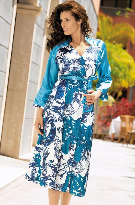 5a8fa3f48eac Купить женские халаты шелковые китайские по низкой цене в интернет ...