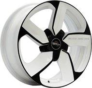 Колесный диск YOKATTA MODEL-39 7x17/5x114.3 D64.1 ET50 Черный - фото 1