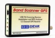 DEVA Broadcast Band Scanner GPS Мобильный измерительный комплекс