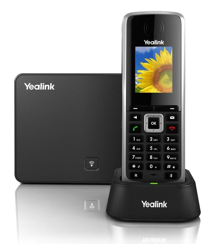 Yealink W52P IP-телефон (база + трубка)