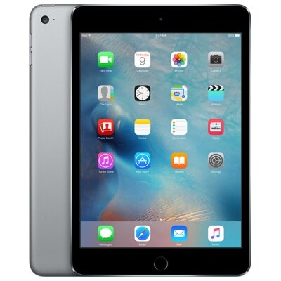 Apple iPad mini 4 32Gb Wi-Fi + Cellular Space Gray (Серый космос)