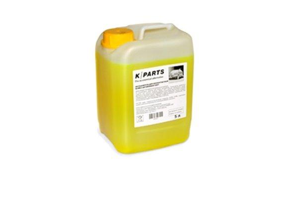 Профессиональное средство K PARTS SOFT концентрат для бесконтактной мойки автомобилей, 5л 9.605-663.0