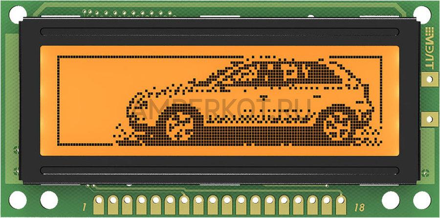 Графический LCD дисплей MT-12232C-2FLA