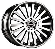 Racing Wheels H-438 8.5x20 5x120 ET 45 Dia 74.1 HPT D/P - фото 1