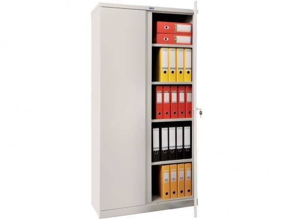 Металлический шкаф для хранения документов Практик М 18