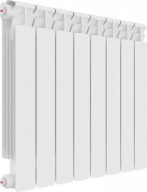 биметалические радиаторы отопления Радиатор биметаллический Rifar Alp 500 8 секций
