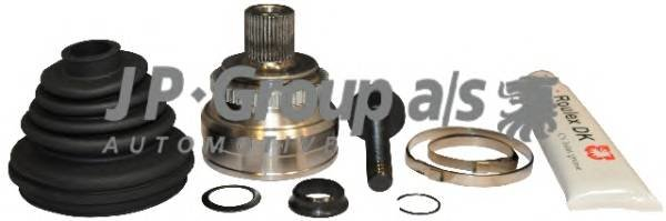 Шрус наружный комплект abs audi 100/a6 1.8-2.6 90-97 jp group 1143301710