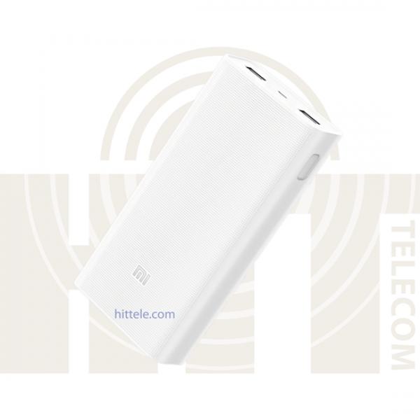 Внешний аккумулятор Xiaomi Mi Power Bank 2C на 20 000 мАч