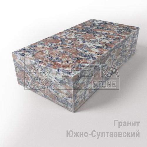 Брусчатка Южно-Султаевская (200х100х60 мм)