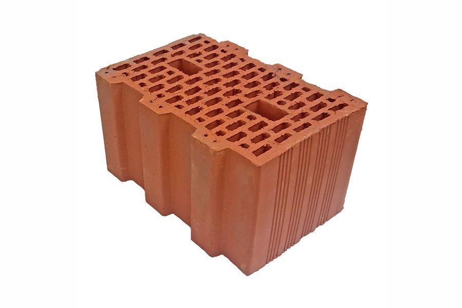 Керамический блок PORIKAM 10,7 НФ, 250х380х219