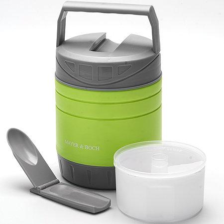 контейнеры для продуктов Mayer boch 23799 контейнер пищевой 4пр 1л