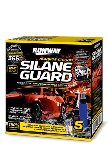 Runway Жидкое стекло набор для полировки и защиты 100мл + 50мл (RW6000)