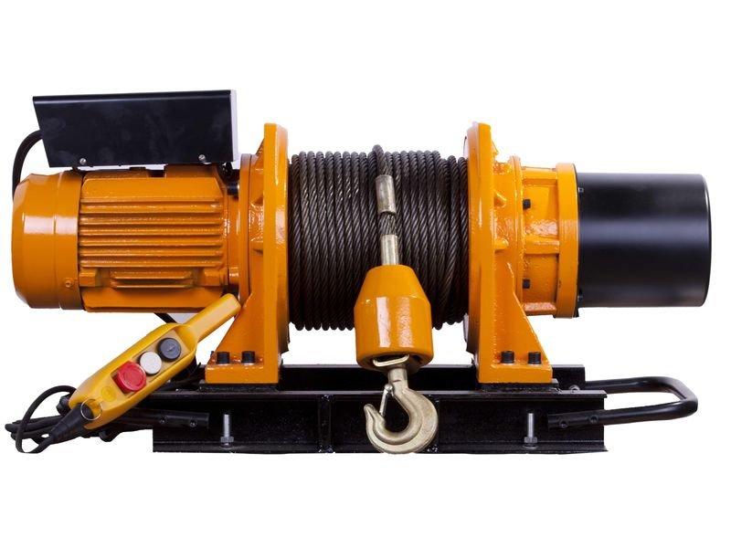 Лебедка электрическая 200 кг 30 м MAGNUS-PROFI KDJ-200Е