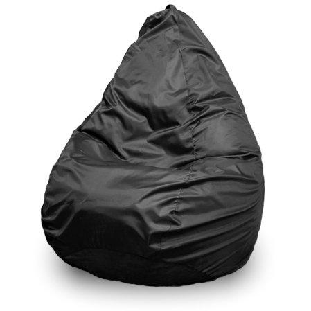 Кресло-мешок груша L, Оксфорд Черный