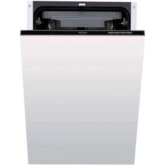 Встраиваемая посудомойка Korting KDI45130