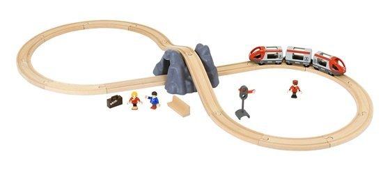 BRIO Железная дорога: стартовый набор 33773