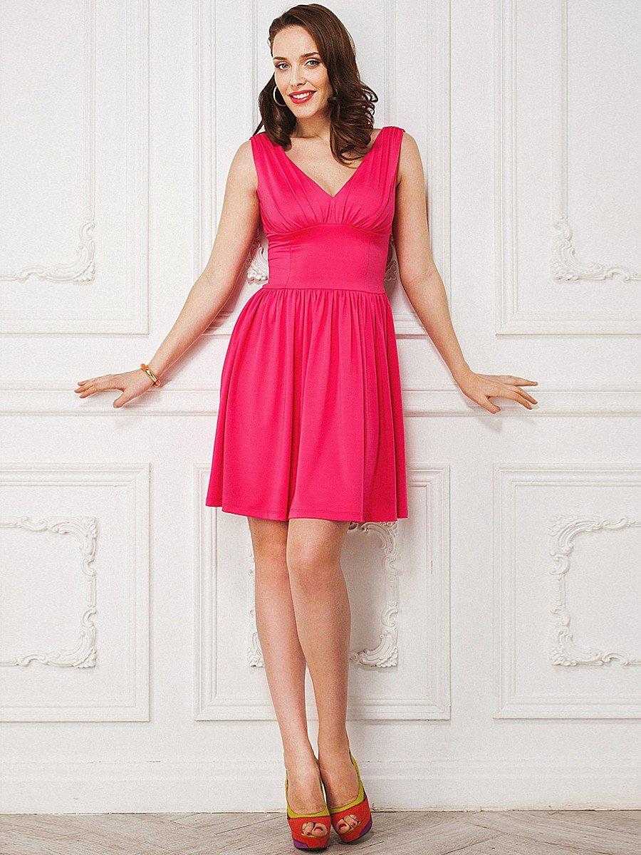 Платье La vida rica 2601/Розовый