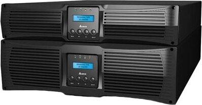 GES502R212035 ИБП Delta Amplon RT 5000ВА онлайн универсальный АКБ: без акб 440х671х89 (ШхГхВ) 230V 2U однофазный Ethernet
