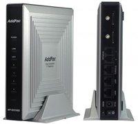 AddPac AP-GS1002B - VoIP-GSM шлюз, 2 GSM канала, SIP & H.323, CallBack, SMS. Порты 2хFXS, Ethernet 2