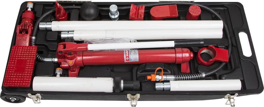 Набор гидравлического инструмента для правки кузова Зубр эксперт 43035-10