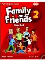 Family and Friends 2: Classbook (+ CD-ROM)