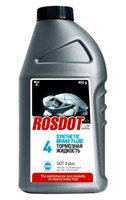 Тормозная жидкость ROSDOT 4, 455 г