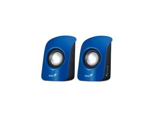 Компьютерная акустика Колонки Genius SP-U115 Blue