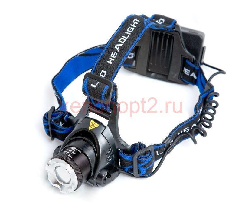 Аккумуляторный налобный фонарь Ultra Fire PRO GH-04ZA
