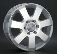 Диски Replica VW93 6,5x17 6x130 D84.1 ET62 цвет S (серебро) - фото 1