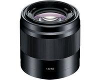Sony 50mm f/1.8 OSS (SEL-50F18) Black