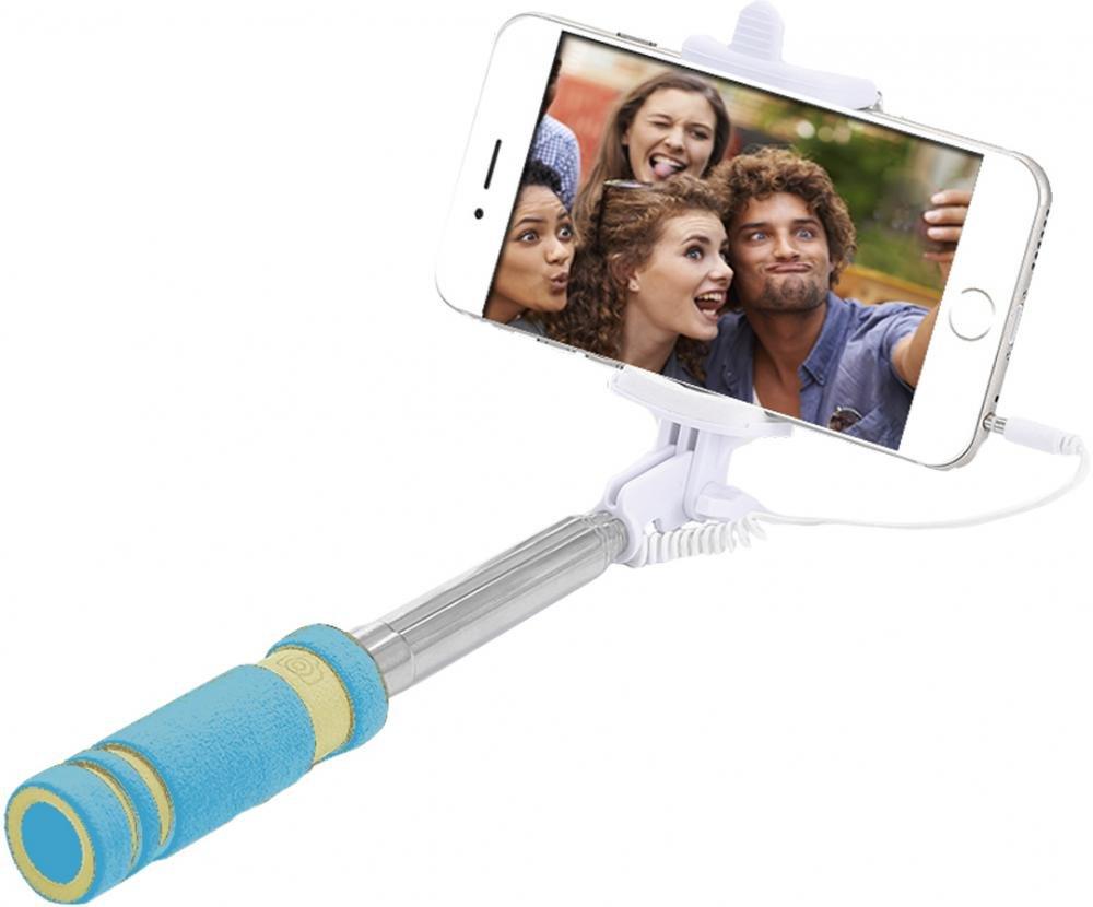 Селфи-палка Rekam SelfiPod S-350 (синий)