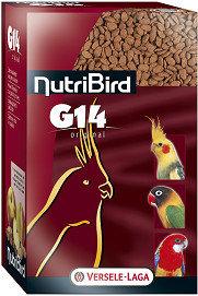 """Гранулированный корм для средних попугаев """"NutriBird G14 Original"""", 1 кг"""