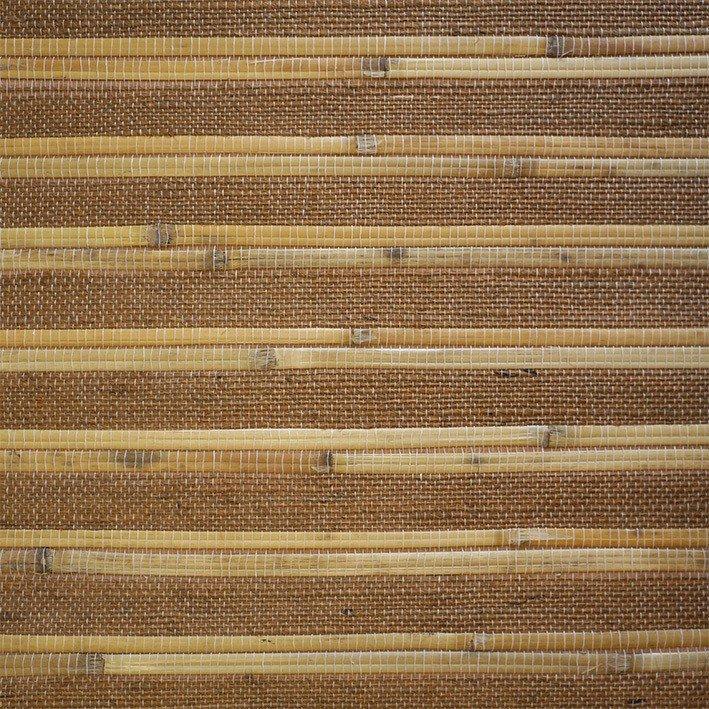 Обои натуральные Дизайн Тропик Бамбук-тростник D-3002/2 L