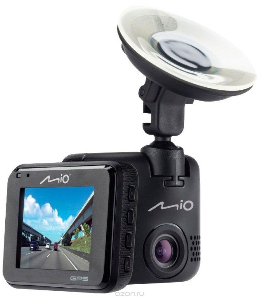 Mio Mivue C333, Black видеорегистратор