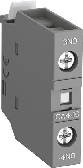 CA4-10 Контакт фронтальный 1НО для AF09-AF96 и NF ABB, 1SBN010110R1010