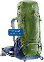 Рюкзак туристический Deuter Aircontact Pro 70+15 (цвет: Pine-Navy)