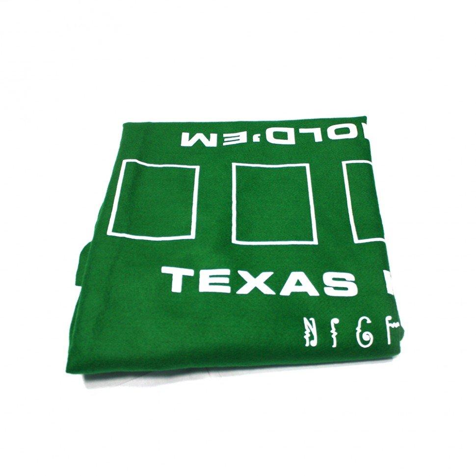 Сукно с покерной разметкой