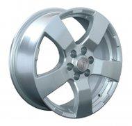Диски Replica Ki45 7,0x17 6x114,3 D67.1 ET39 цвет S (серебро) - фото 1