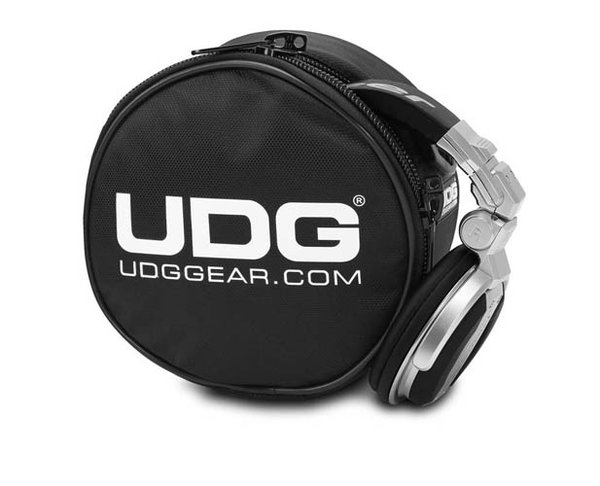 UDG Ultimate Headphone Bag Black