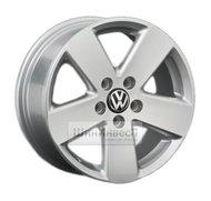 Replica Диски для Volkswagen VW18 7.5x17 5*112 ET51 d57.1 Silver - фото 1