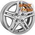 Диск колесный LS Wheels 570 6.5x15/5x100 D73.1 ET40 SF - фото 1