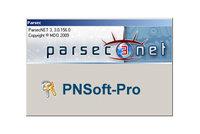 Parsec PNSoft-PRO Программное обеспечение
