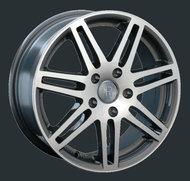 Диски Replay Replica Audi A25 7x16 5x112 ET46 ЦО66.6 цвет GMF - фото 1