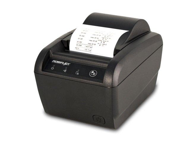 Чековый принтер POSIFLEX Aura-6900L-B (USB,LAN) черный