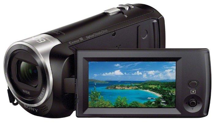 Видеокамера Sony HDR-CX405 (черный)
