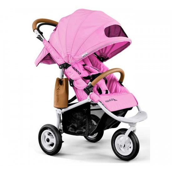 AirBuggy Coco Brake Cool Pink