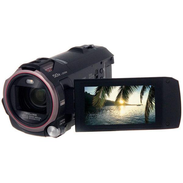 Видеокамера Full HD Panasonic HC-V760 Black Артикул: 20718