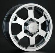 Колесные диски LS Wheels 326 GMF 7x16 6x139,7 ET38 d100,1 - фото 1