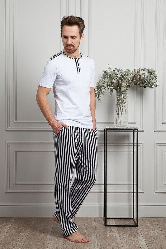 Мужские пижамы из хлопка купить в интернет магазине 👍 85dfc1d937804