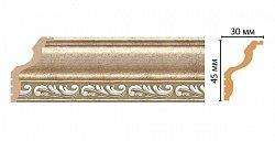 Плинтус потолочный Декомастер 148B-59 (45*30*2400мм)